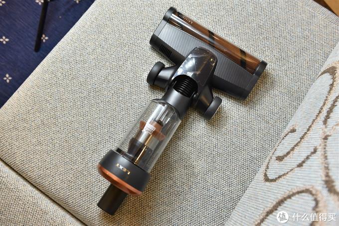 目前还在持续惊叹中,莱克M12S多功能无线吸尘器体验