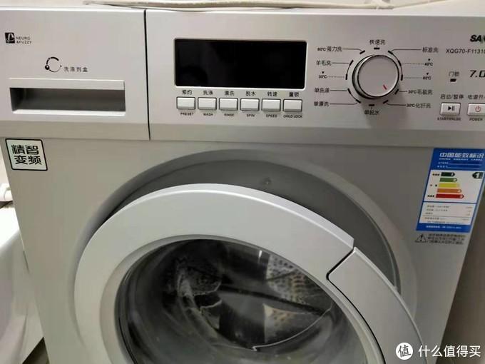 就是这个洗衣机了。