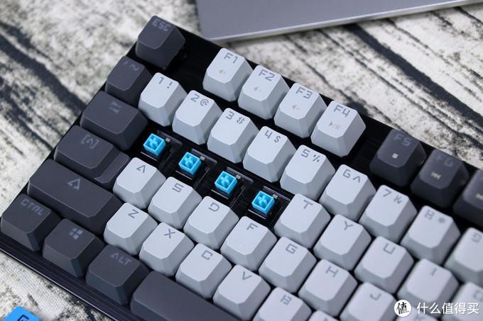 DIY游戏机械键盘:血手幽灵B770R体验,好玩更好用