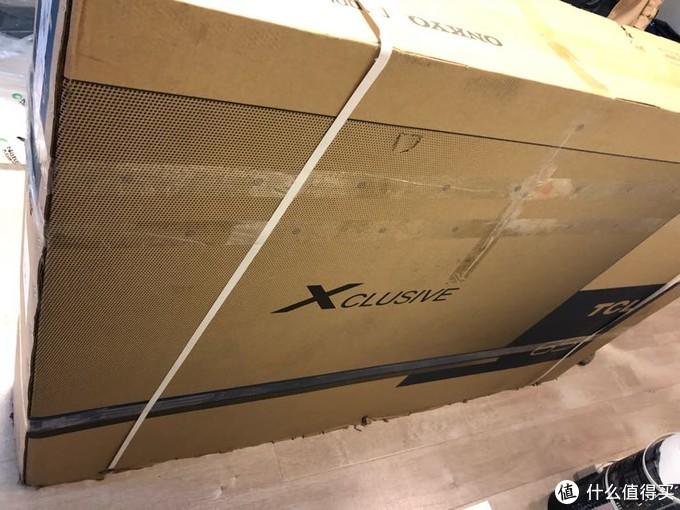 双十一败家测评:TCL 65x8样机-4400元购入