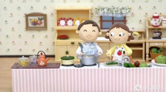 貌美的开放式厨房,中国人都不敢装,我反对!