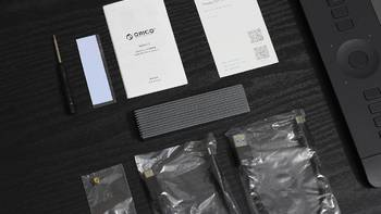 ORICO M.2全铝硬盘盒怎么样评测(接口)