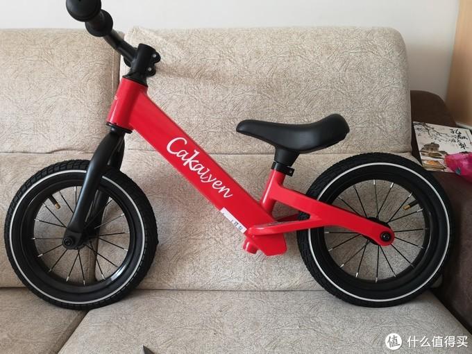 Cakalyan 儿童平衡车开箱