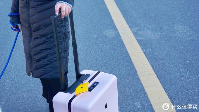 让它陪你那颗躁动的心一起去旅行——地平线8号旅行箱