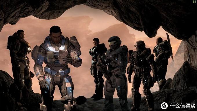 重返游戏:《光环 致远星》PC版体验报告 强悍优化,震撼不减当年