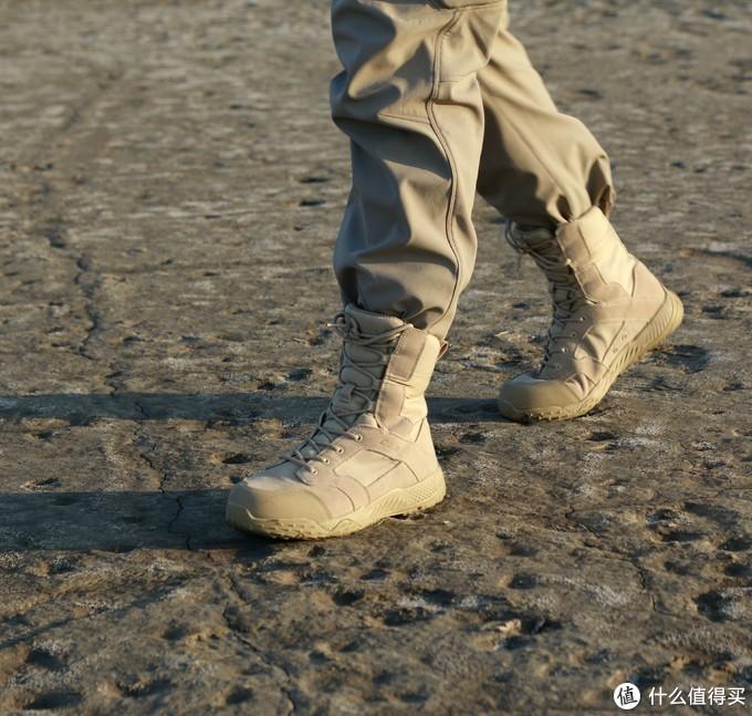 CQB潜伏者高帮男靴使用感受