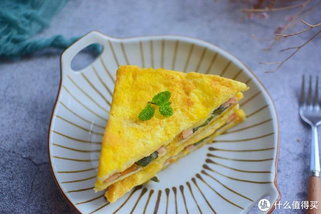 懒人最爱的早餐,好吃又简单,随便一煎就出锅,上桌就遭疯抢