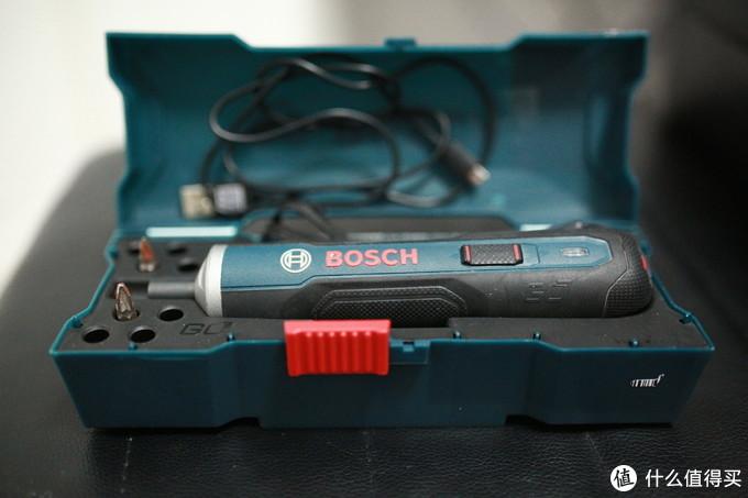 干不干活不重要,重要的是工具要全——博世GO电起子开箱评测