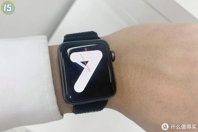 媲美官方的仓华Apple Watch尼龙回环表带体验