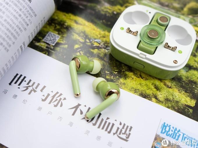 好看更好听,畅享美妙音乐,猫王收音机·潮无线 ONE真无线蓝牙耳机
