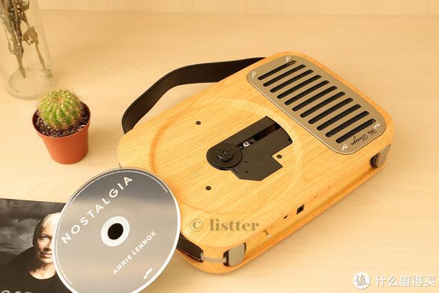 留声机音效,复古风玩到极致,巫单曲人生 CD播放器测评