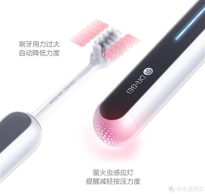 """好看只是它的""""小优点""""?贝医生S7声波电动牙刷 使用体验"""