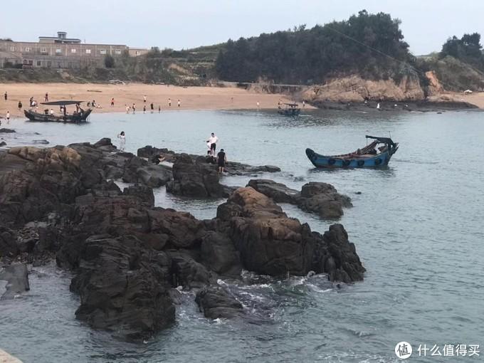 定海湾,哪里有鱼去哪里,还能带家属一起浪