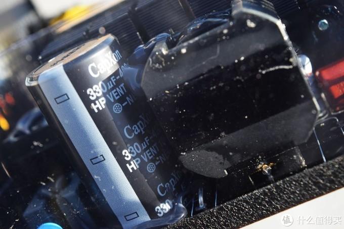 转化率高于白金版?鑫谷GP600黑金版电源拆解与装机晒单