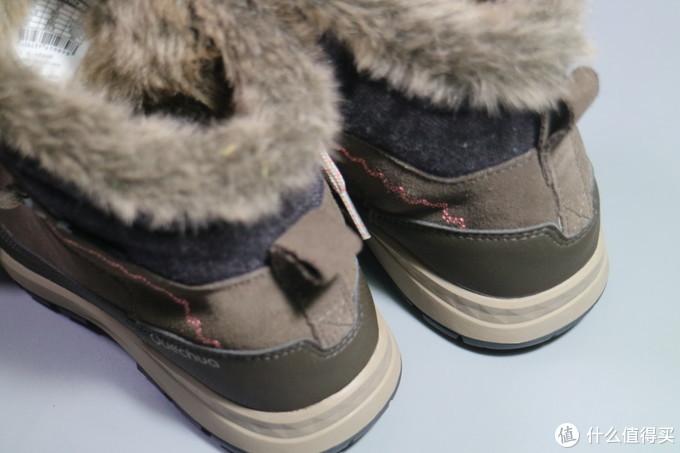 迪卡侬雪地徒步鞋,这个冬季不再冷!
