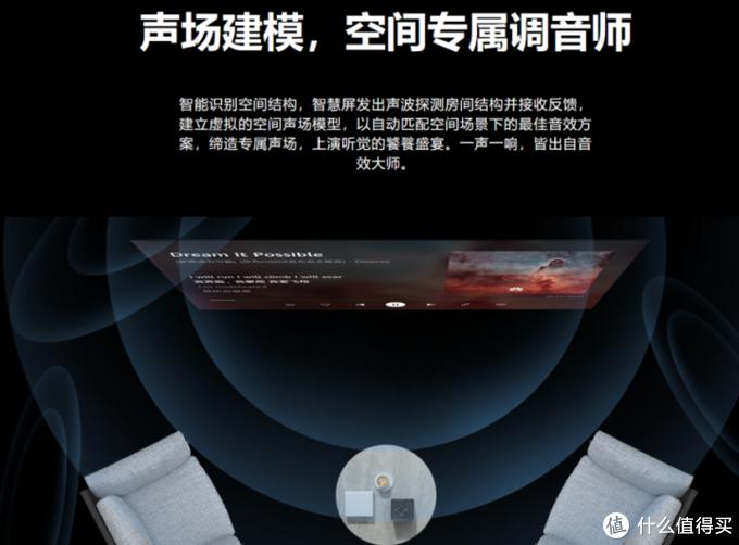 智慧体验升级、音影表现高端——华为智慧屏 V65 全体验