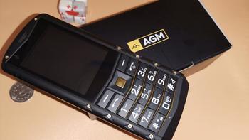AGM M5评测老人机AGM M5怎么样(触摸屏)