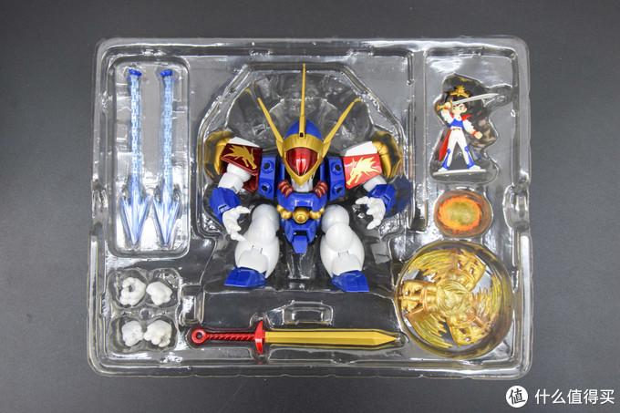 美好的童年记忆--ROBOT魂 龙神丸