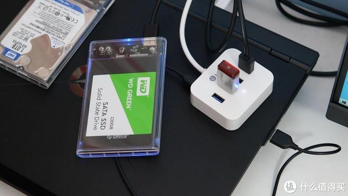毕亚兹 Type-C HUB 扩展坞分线器使用体验