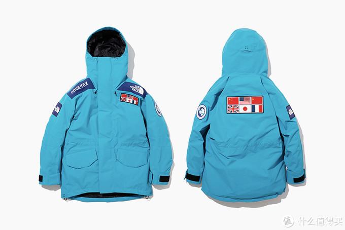 横断南极冲锋衣