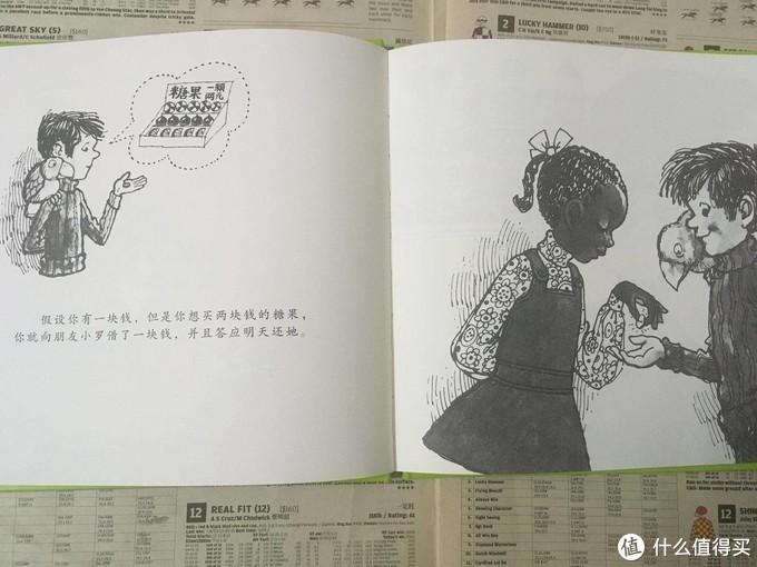 数学其实很有趣,说《汉声数学图画书》