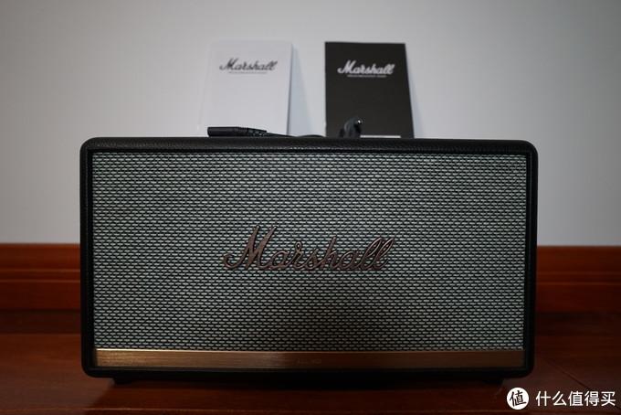 男生的快乐有时候很简单—Marshall Stanmore II蓝牙音箱的简单开箱