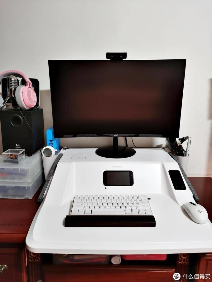 健康的工作环境,保护腰椎间盘,从乐歌EM6 Pro升降工作站开始