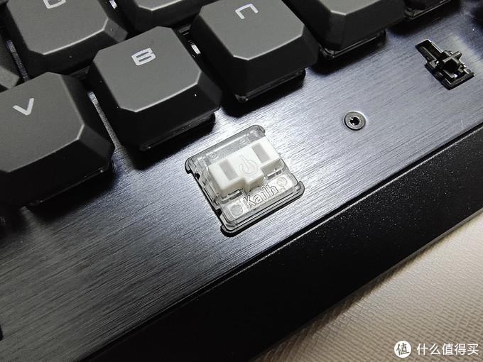 已非昔日吴下阿蒙,微星GK50LP矮轴机械键盘开箱