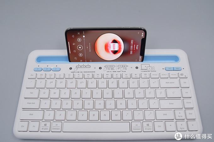圆润细节的蓝牙键盘-—达尔优LK200开箱上手