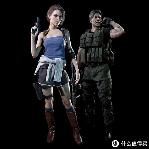 重返游戏 :《生化危机3 重制版》正式公开!4月3日发售