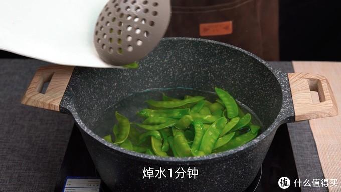 腊肠炒荷兰豆,听起来很洋气