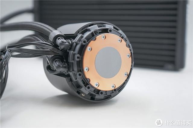 技嘉AORUS LIQUID COOLER 280mm一体式水冷——自定义冷头小试!