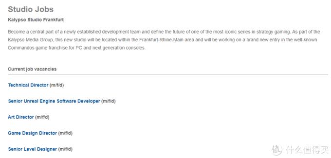重返游戏:Kalypso成立新工作室开发《盟军敢死队》续作