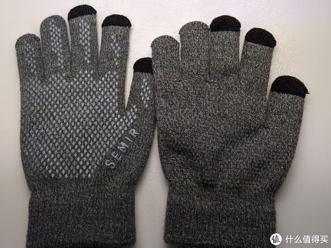 【无聊的好奇心】售价9块9的森马手套和pdd上5块8的柯马森手套只有logo不同吗