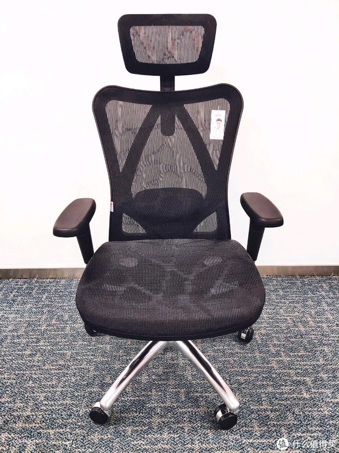 过年了,换把椅子舒服一下!西昊 M57 人体工学椅 电脑椅 体验谈