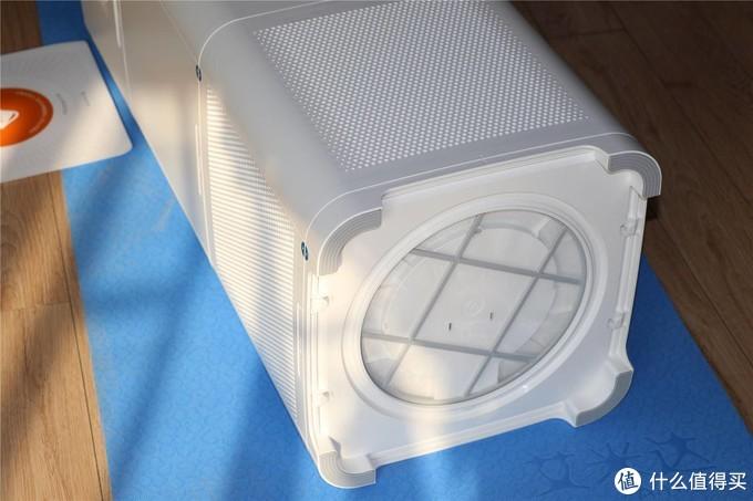 变形金刚 空气卫士 三种形态 十分满意-- airx A9H加湿净化一体机深度评测