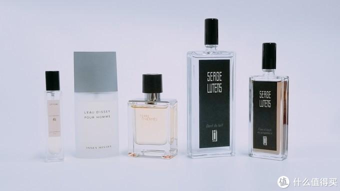 2019值得总结——香水