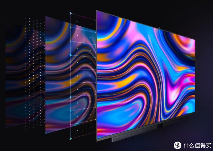 华为智慧屏75英寸版今日开启预售,搭载鸿蒙OS系统