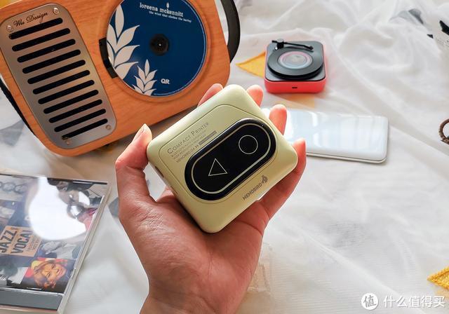 比手机还小的打印机,还能辅助作业化身学习机:咕咕机G4体验