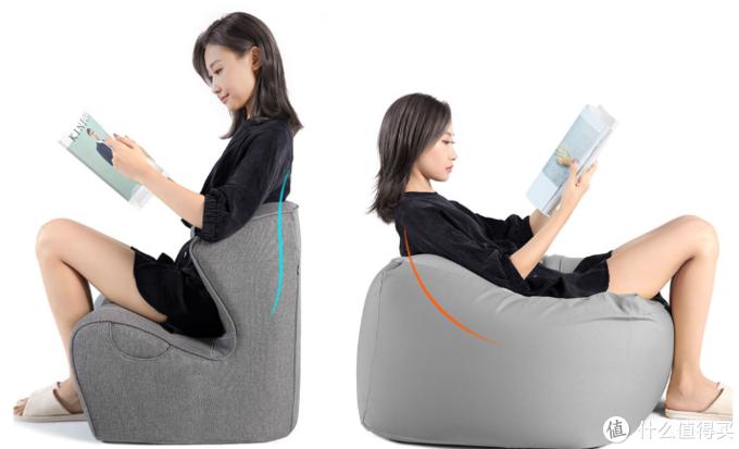 享受到不愿起身!小米有品上架护腰沙发,立体包裹更舒适