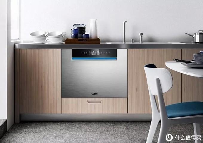 对不起,它还是来晚了——华帝JWD8-V7洗碗机!