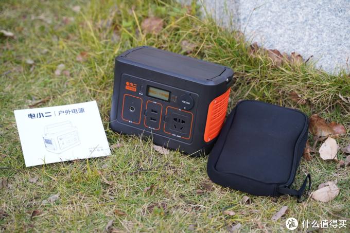 周末短途户外游玩绝佳选择,电小二户外电源255S评测