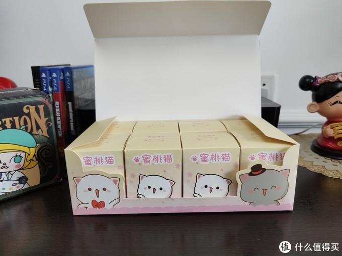 蜜桃猫盲盒第一弹来了,第二弹还会远吗?