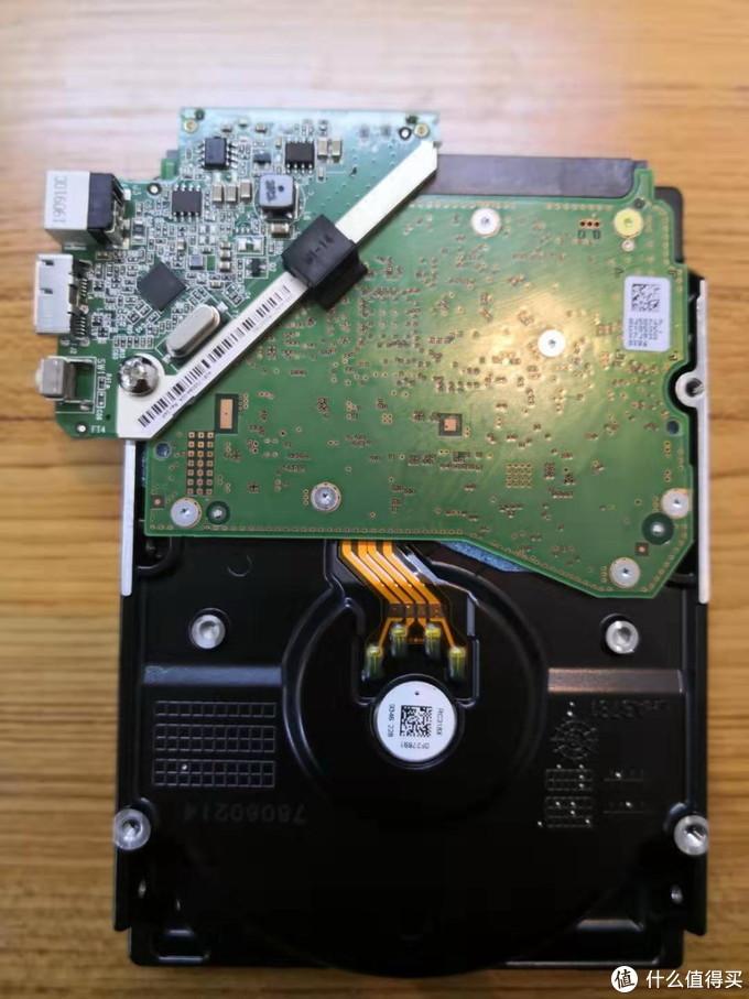 我的第一次,WD 西部数据10TB Elements Desktop移动硬盘 特简单拆解