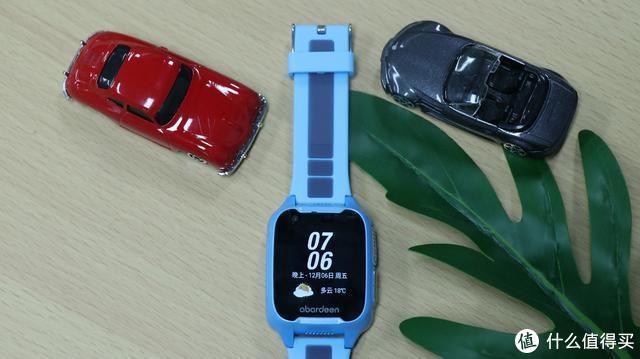 把放心戴在手腕上!阿巴町V1s儿童智能手表评测