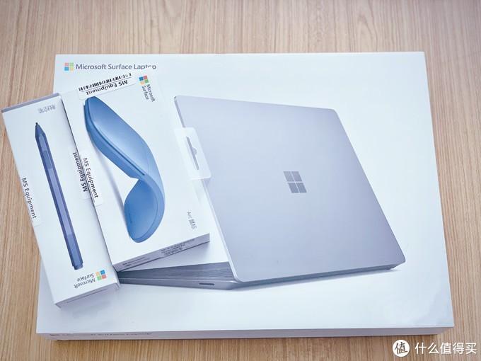"Surface Laptop 3轻薄办公本新机评测""真香""体验"