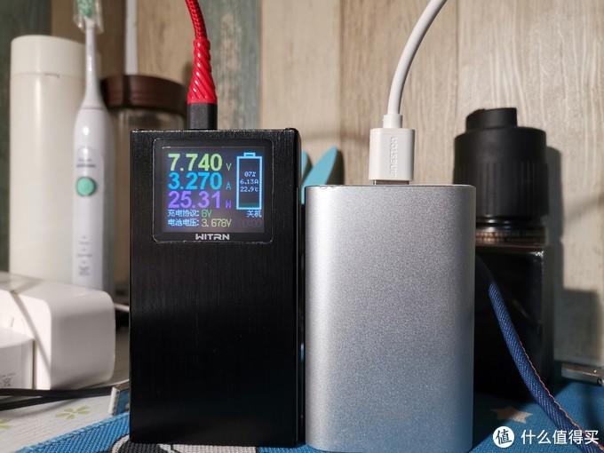 可OTA升级的充电宝?WITRN P3充电宝使用体验