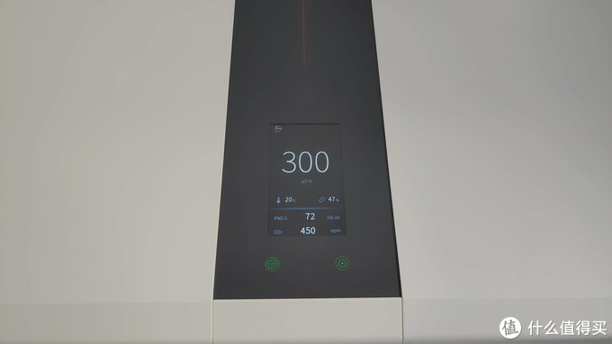 雾霾之中显身手-352G30壁挂式新风系统初体验