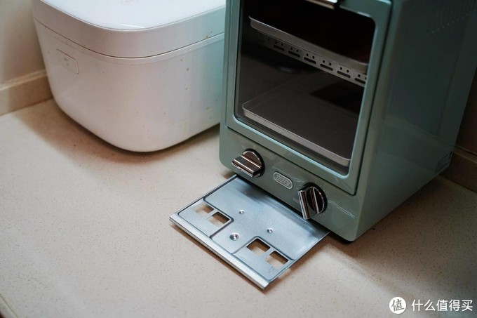 给娃一个爱心满满的早餐,Toffy 日本复古双层烤箱体验