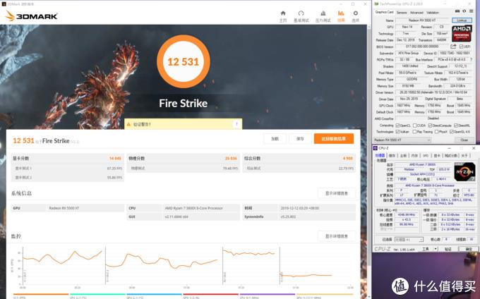 FireStrike 12531
